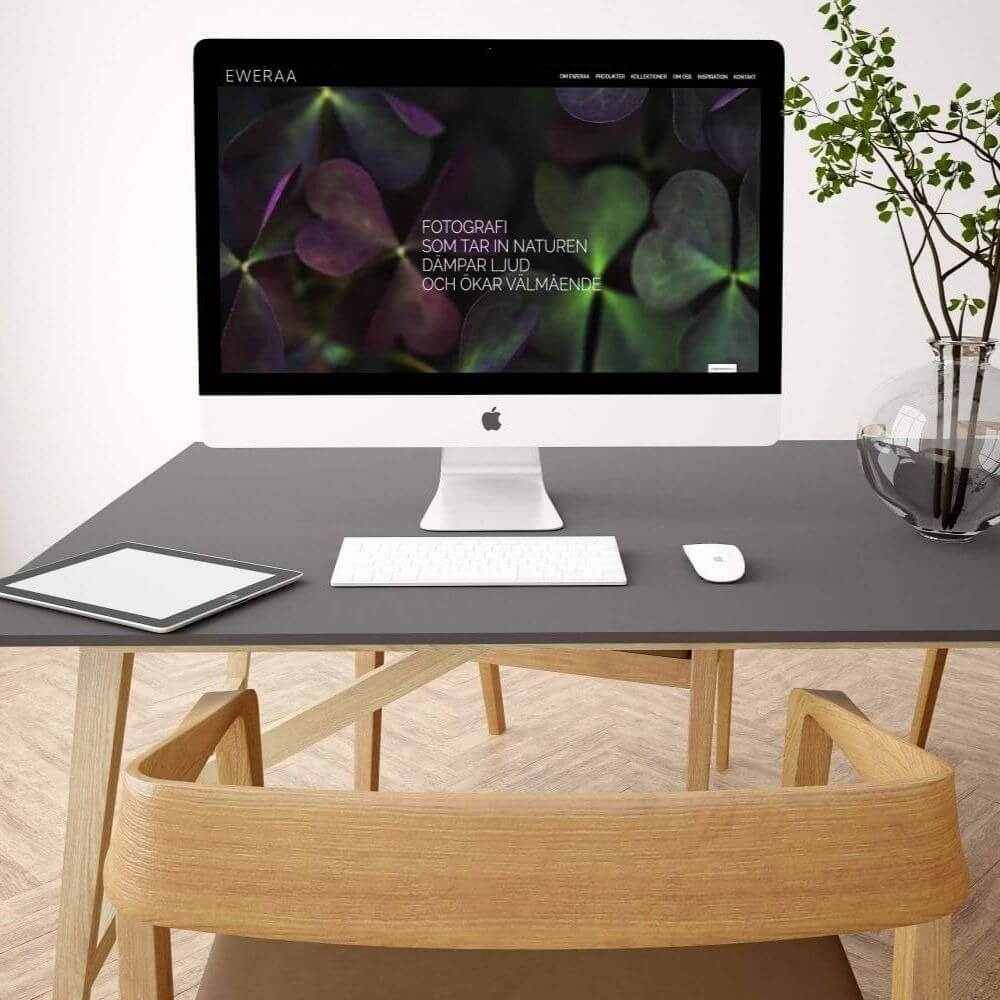 eweraa webbplats
